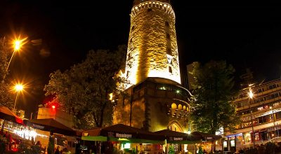 برج اشنهایمر - The Eschenheimer Tower